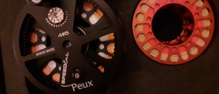 PEUX SPEEDLINE FLY REEL